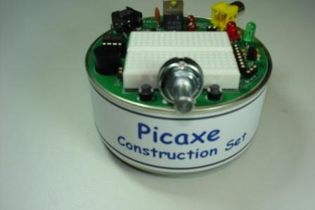 Picture of AXEme Picaxe Construction Kit