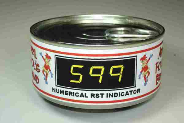 Picture of Numerical RST Indicator