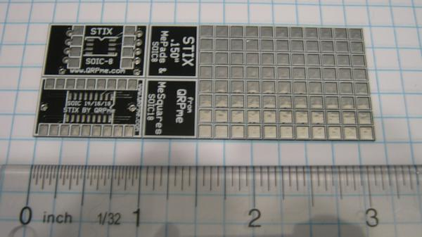 Picture of STIX MePads & MeSquares panel