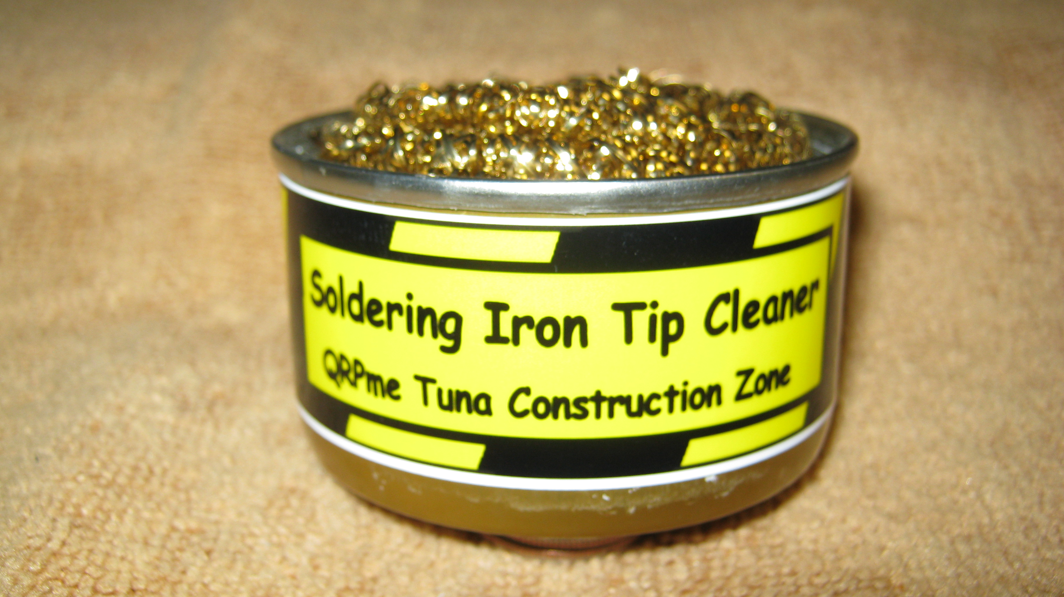 Picture of Tuna Construction Zone - Tip Cleaner