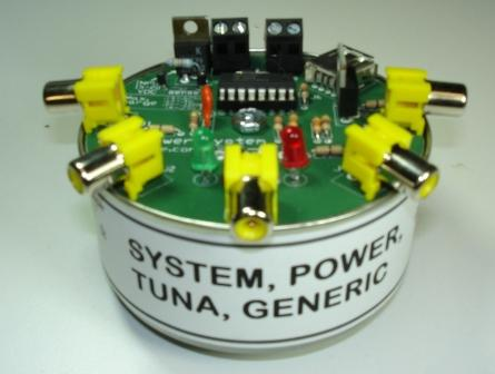 Picture of Tuna Power System Kit