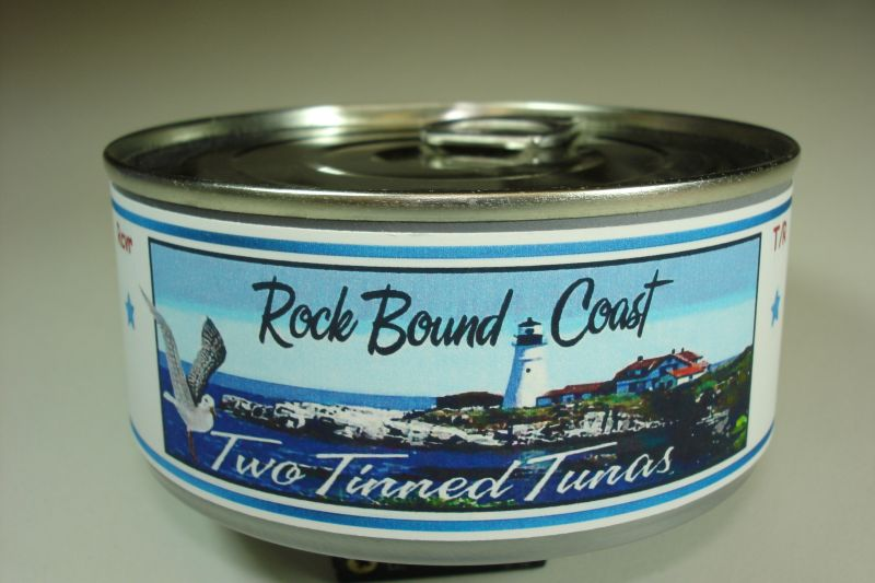 Picture of Two Tinned Tunas