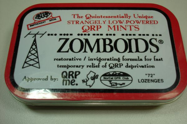 Picture of Zomboids Prototyping Kit