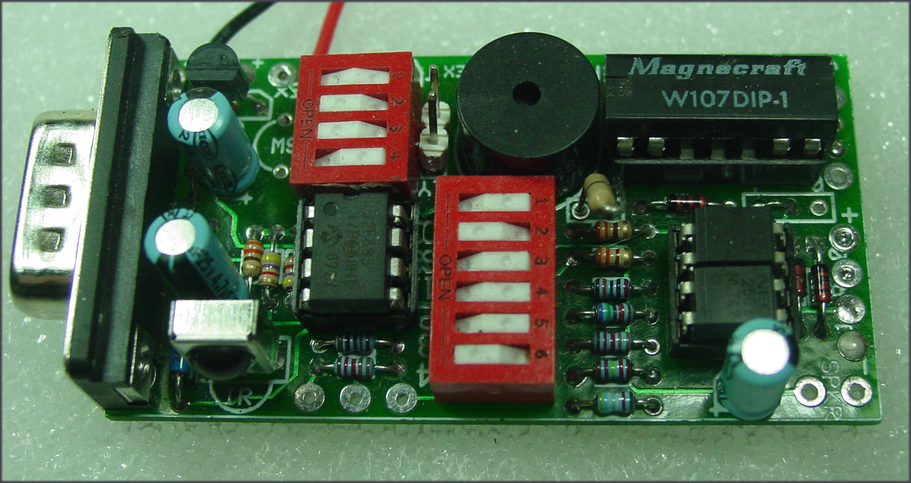 Qrpme Picaxe Serial Cable Wiring In Addition Pc Plc Programming Hatchet Board